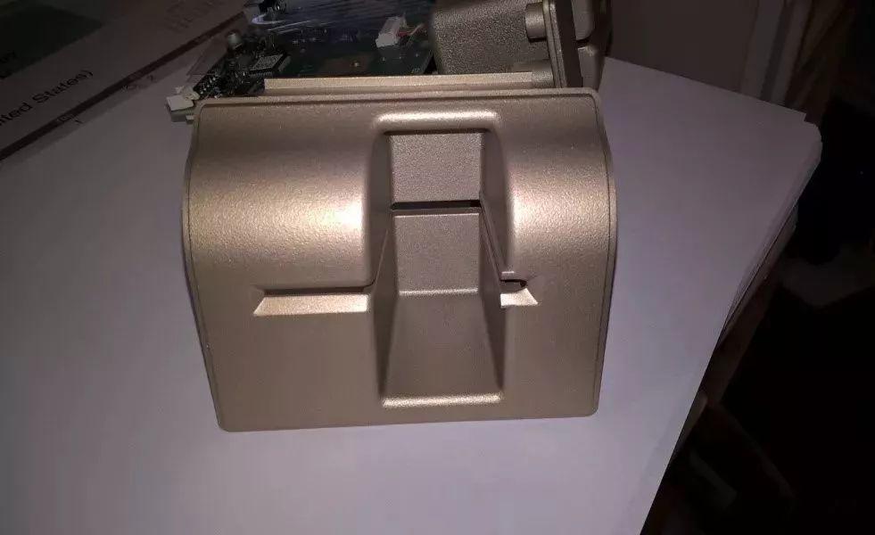 3D掃描缺貨零件