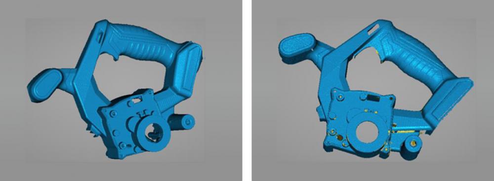 3D掃描技術-網格化與補洞